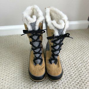 Sorel Tivoli Tall Boots Waterproof Snow Boots 8.5